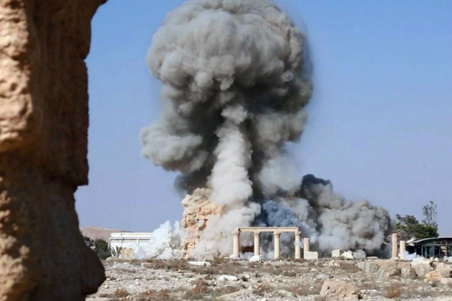 Tvrdnja ruskog ambasadora pri UN Vitalija Čurkina: ISIL trguje arheološkim iskopinama