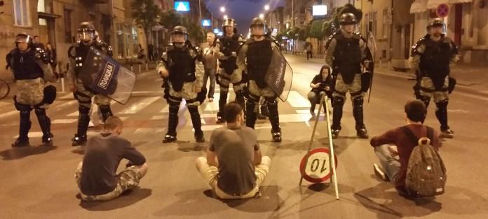 Makedonija: Nastavljaju se protesti