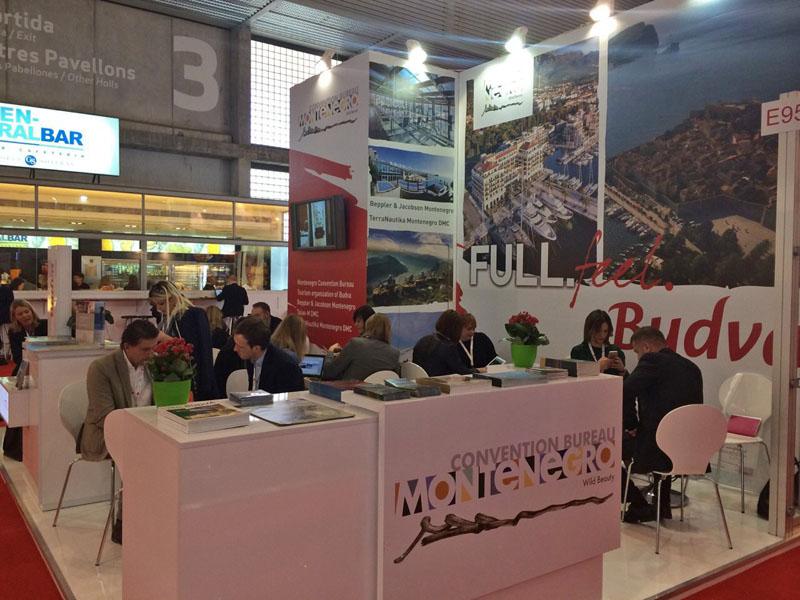 Turistička ponuda Srbije na sajmu u Budvi