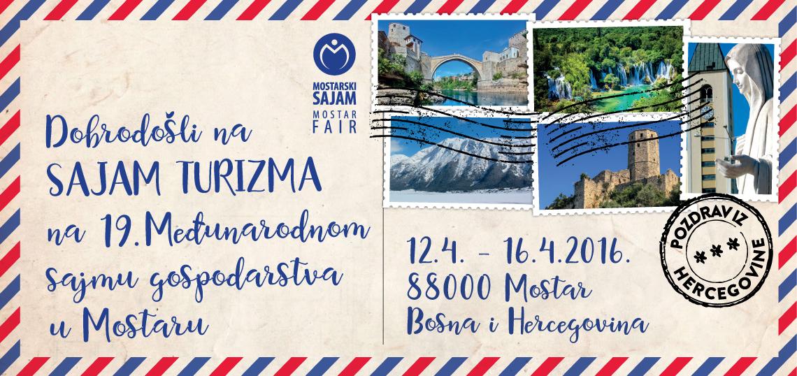 Turizam Srbije na sajmu u Mostaru