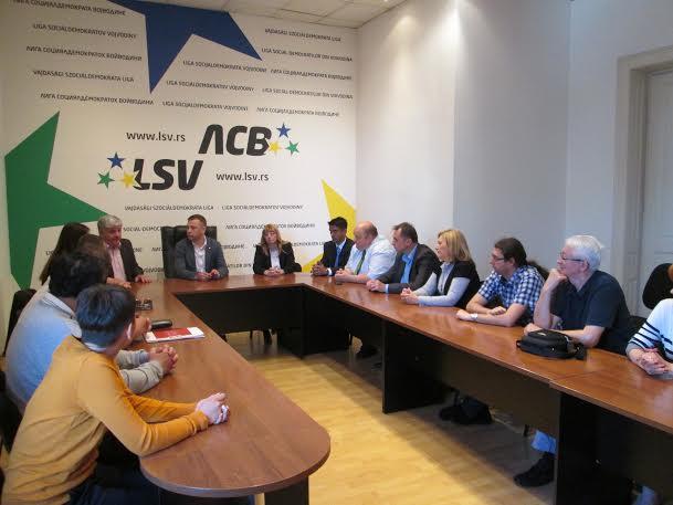 Aleksandar Marton iz LSV: Ustav da jednako poštuje sve građane Srbije