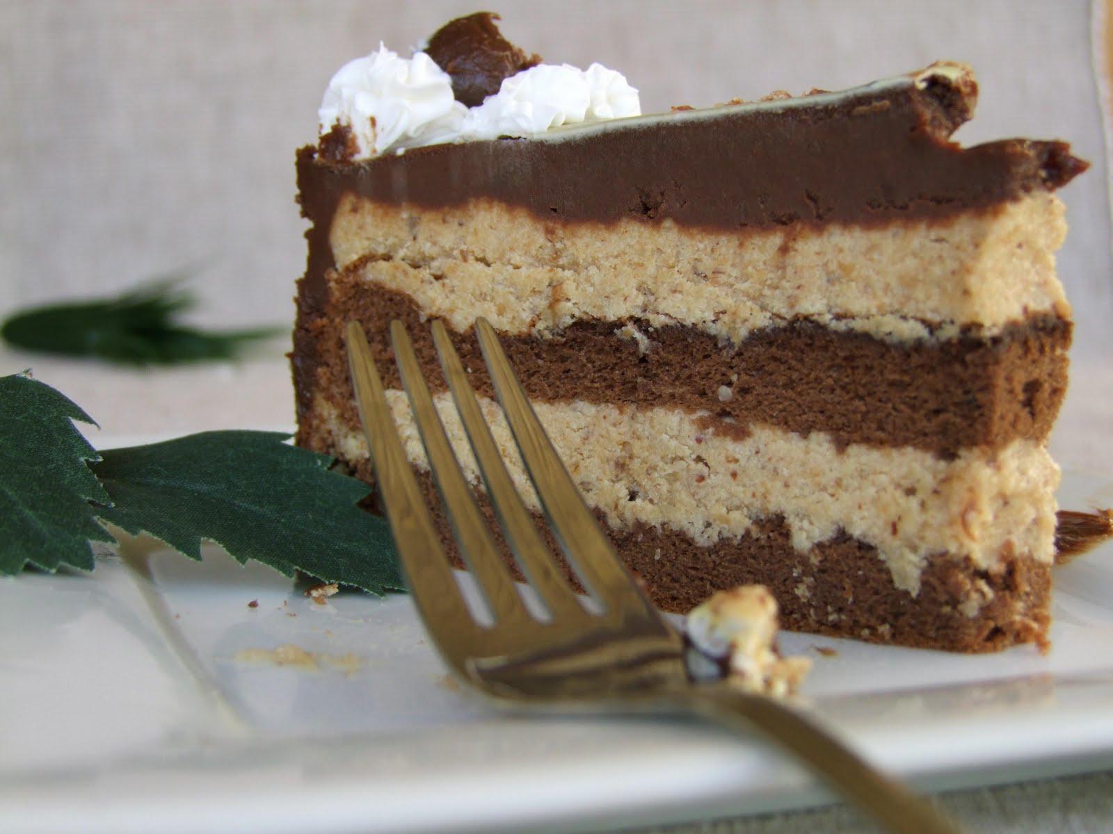 Recepti: Bajadera torta
