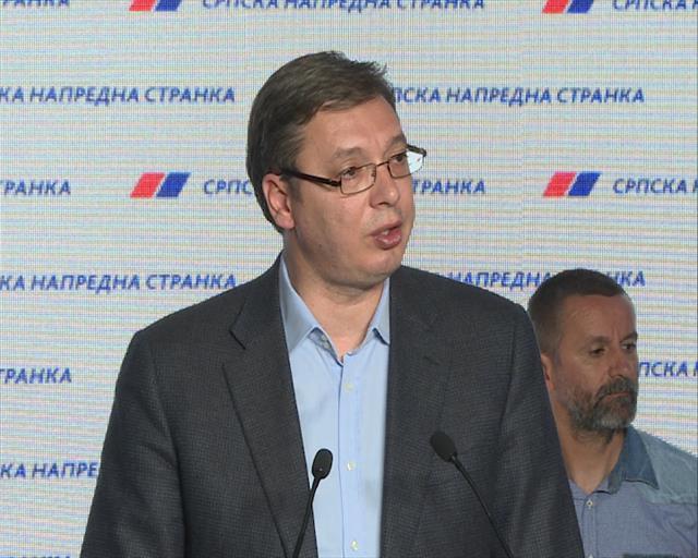 Izbori 2016: velika pobeda SNS