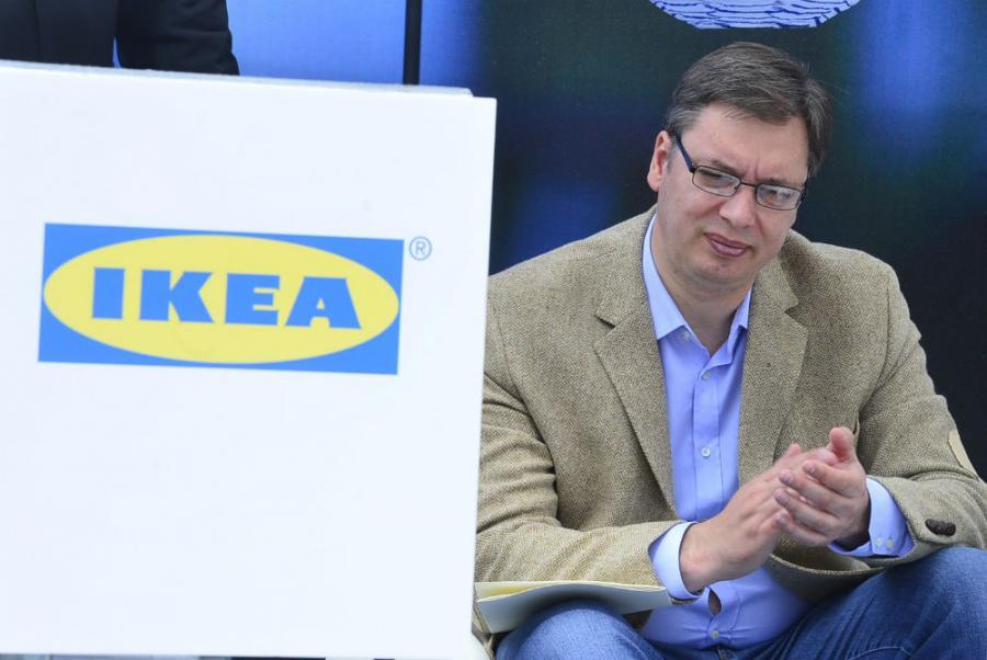 Na Bubanj Potoku počela izgradnja IKEE
