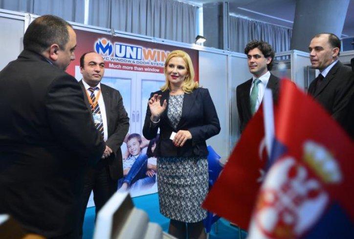 Beograd: Počeo 42. Međunarodni sajam građevinarstva