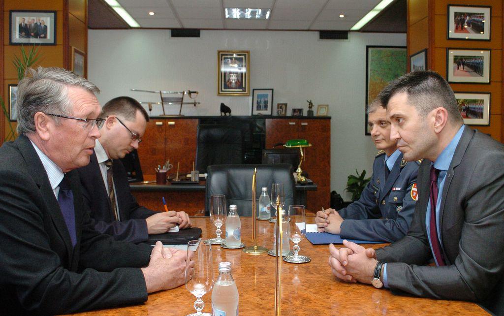 Sastanak ministra Đorđevića sa ambasadorom Čepurinom