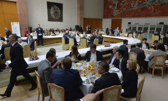 Beograd: Prvi Regionalni molitveni doručak