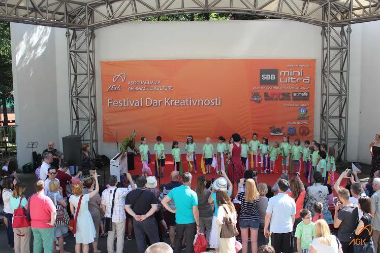 Beograd: Održan dečji festival Dan Kreativnosti