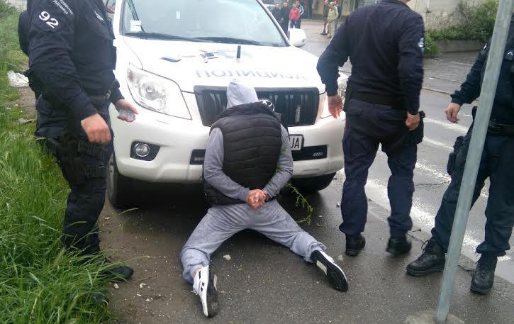 Kaluđerica: efikasna akicija policije