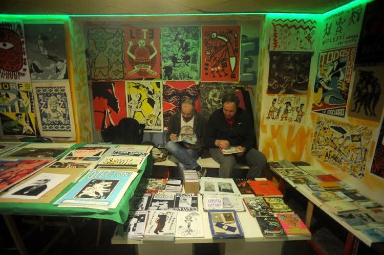 Trećeg juna – Sajam malih izdavača i velikih muzičkih grupa