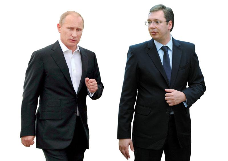 Moskva: Vučić kod Putina