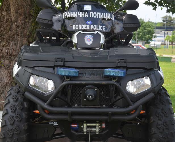 Američka oprema za graničnu policiju Srbije