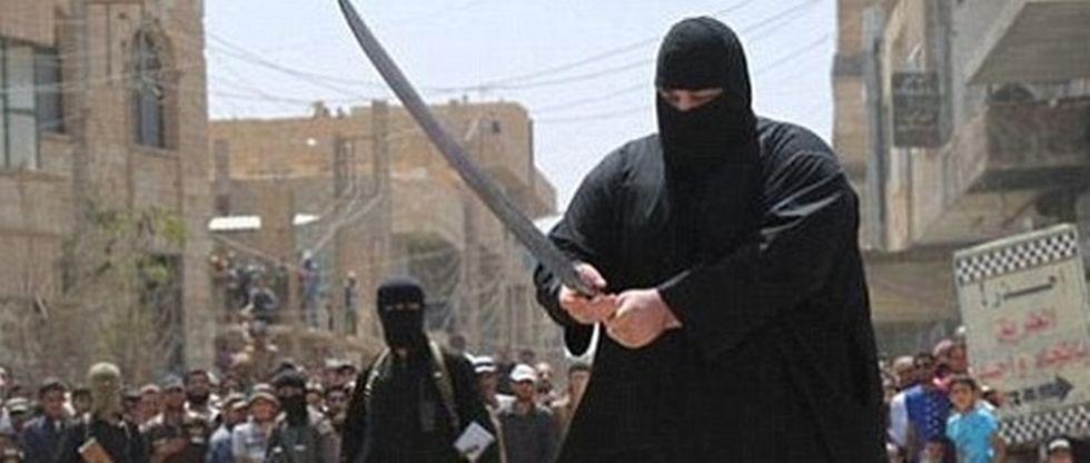 "Zarobljen ""Buldožer"" glavni koljač ISIL-a"