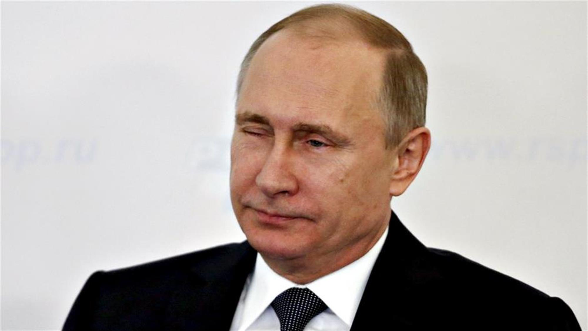 Putin sutra gost Slovenije