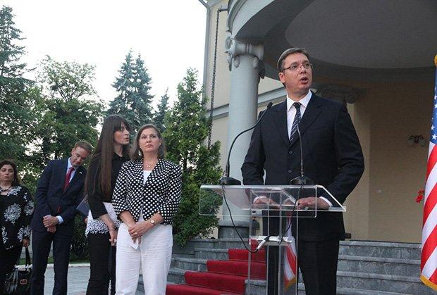 Viktorija Nuland razgovarala sa zvaničnicima Srbije