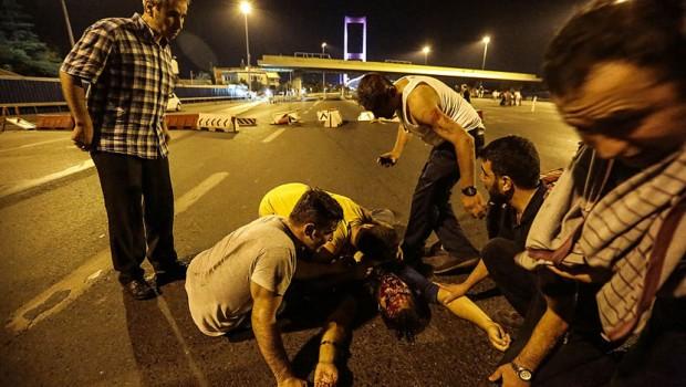 Turska: Erdoganova osveta uz krvavo nasilje