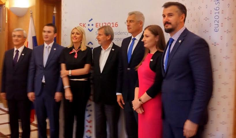 Bratislava: Joksmovićeva na neformalnom sastanku ministara i sekretara za evropske poslove