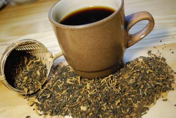 Crnim čajem protiv stresa
