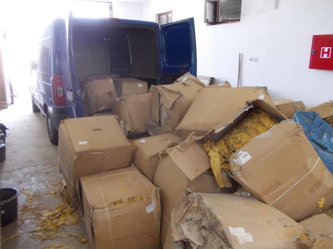 Policija kod Novog Sada zaplenila dve tone duvana