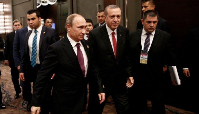 Erdogan i Putin sastaju se 9. avgusta St. Petersburgu