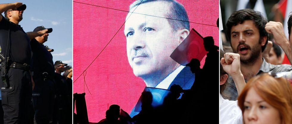Turska: suspendovana Evropske konvencije o ljudskim pravima