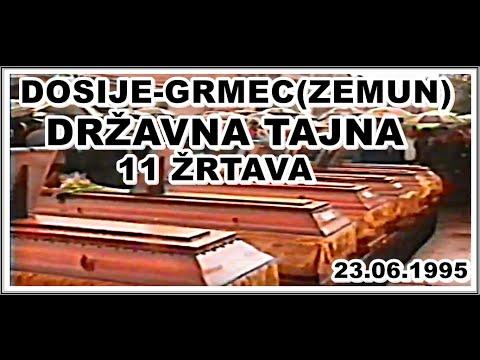 Posle eksplozije u beogradskom Grmeču 1995.godine