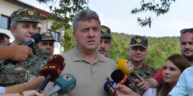 Đorge Ivanov: Balkan moguća meta terorista