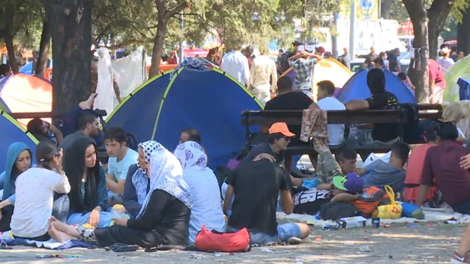 Vlada odlučila: Srbija zatvorena za Avganistance i Pakistance