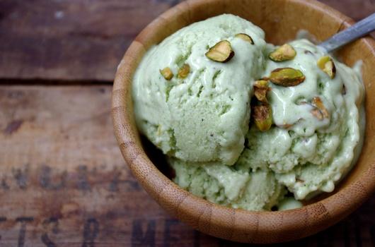Recepti: Ledeni krem s pistacima