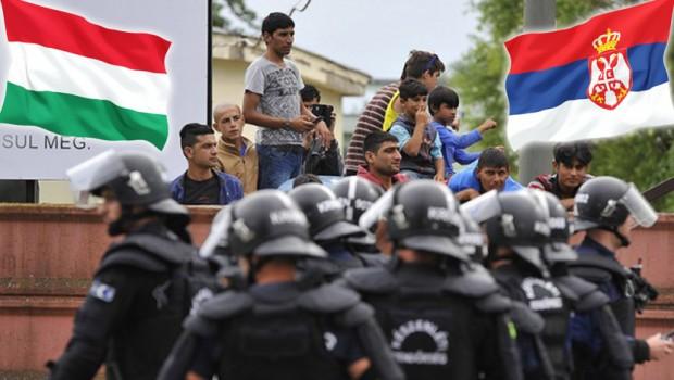 Izveštaj Human Rights Watch: Mađarska policija tuče mignante