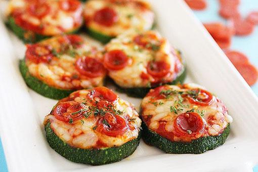 Recepti: Pica zalogajčići od tikvica