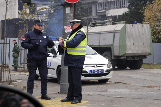 Uhapešen policajac zbog izdavanja dokumenata sa neistinitim sadržajem