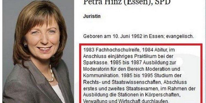 Poučno: poslanica u Bundestagu dala ostavku – zbog lažne biografije