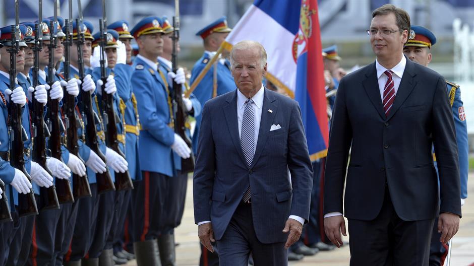 Gost – Džozef Bajden : Za celu Evropu je važno da ovaj region bude miran