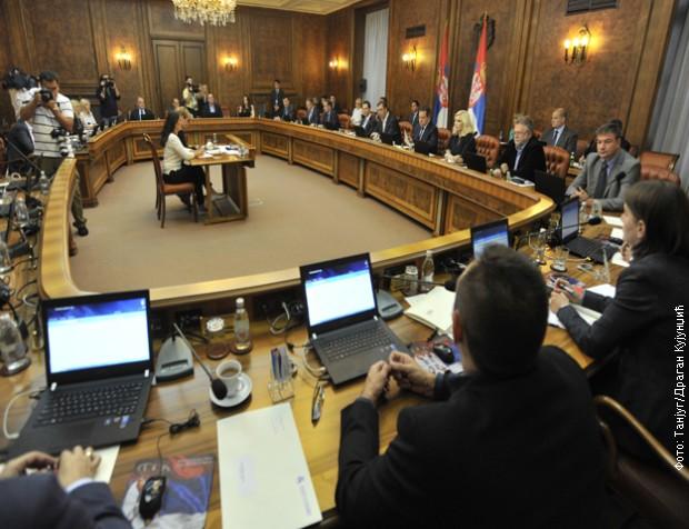 Sednica Vlade Srbije: usvojeno Pismo o namerama dogovoreno sa MMF