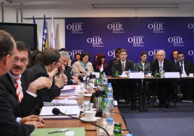 Zajednička izjava Saveta za implementaciju mira (PIC) povodom najavljenog referendumau RS