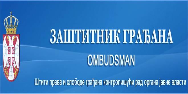 Saopštenje: lažne dojave protiv autoriteta Zaštitnika građana