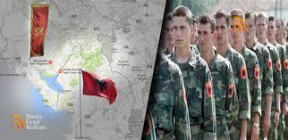 ANA najavljuje rat Albanaca i Crnogoraca