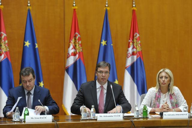 Aleksandar Vučić o stanju u Regionu sa diplomatima: čutanje je zlato