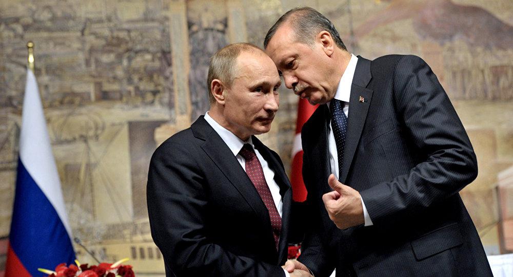 Sankt Peterburg: danas se sastaju Putin i Erdogan