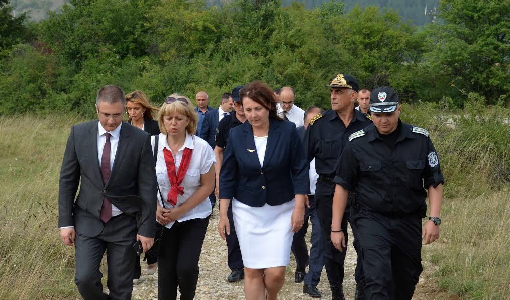 Pogranični susret ministara unutrašnjih poslova Srbije i Bugarske