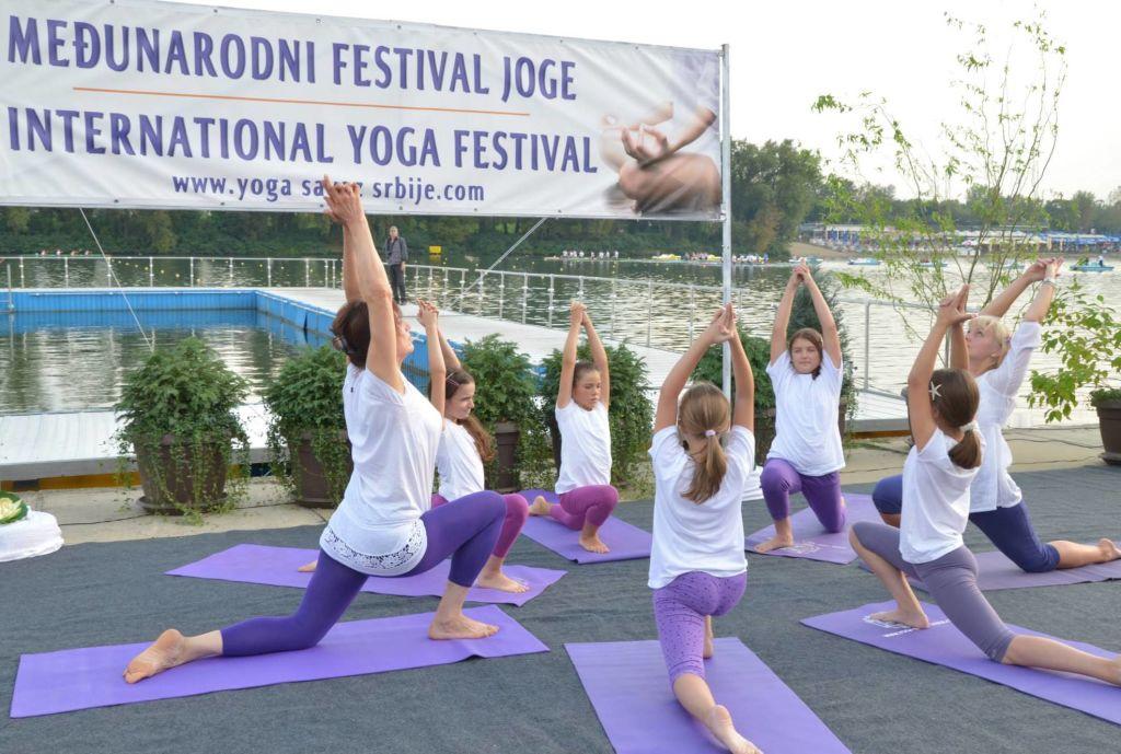 U utorak Četvrti beogradski festival art joge