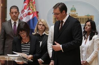 Sve je isto, samo malo drugačije: Aleklsandar Vučić