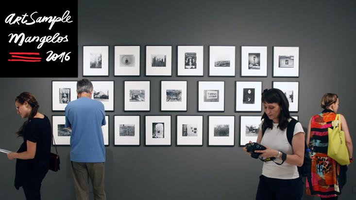 """MSU: ArtSample razgovori povodom izložbe 15 godina nagrade """"Dimitrije Bašičević Mangelos"""""""