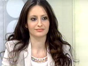 ministarka pravde: Nela Kuburović