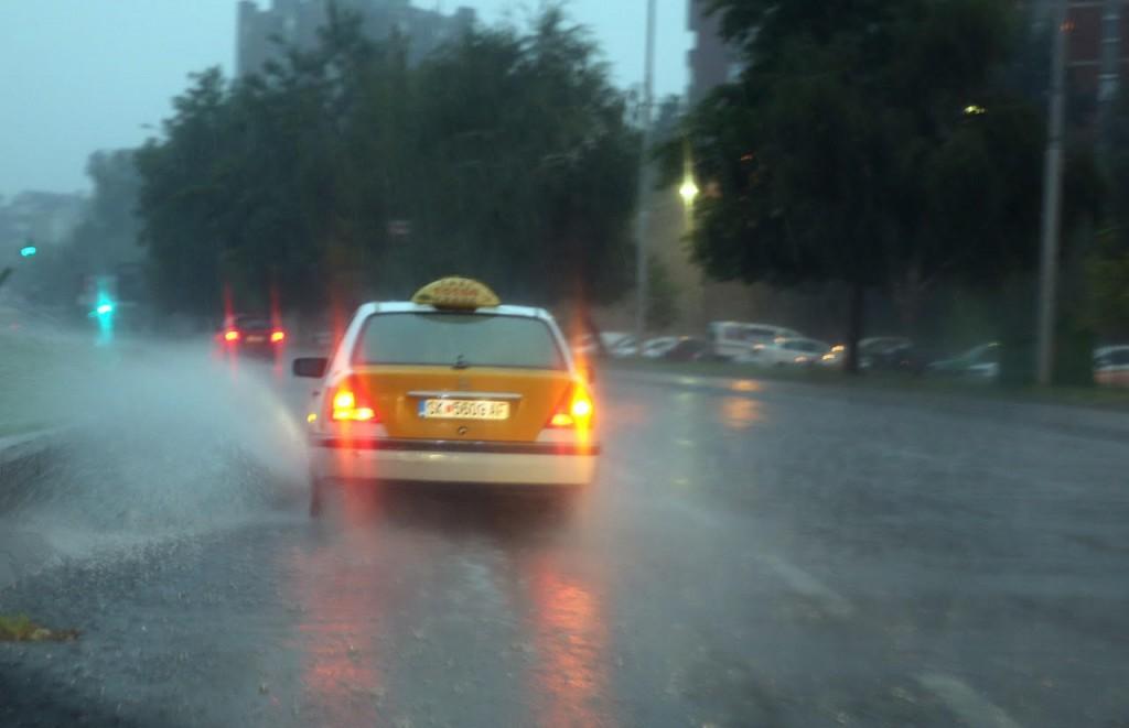 Skopje: nevreme izazvalo poplave