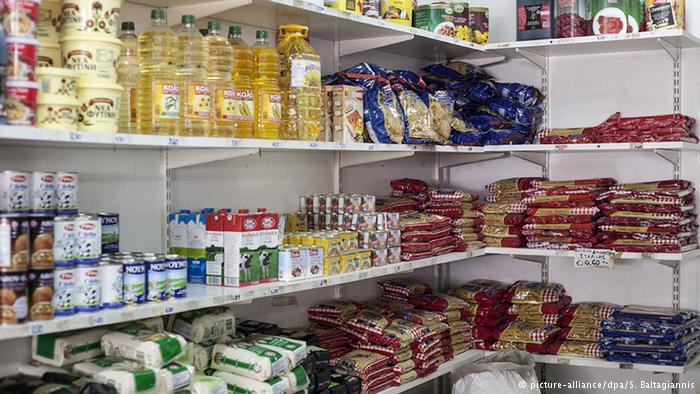 Nemača vlada stimuliše građane da skladiraju namirnice