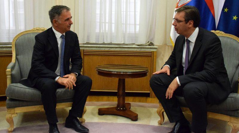 Vučić i Pupovac zalažu se za otklanjanje među susedskih tenzija
