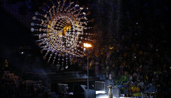 Zatvorene Olimpijske igre Rio 2016