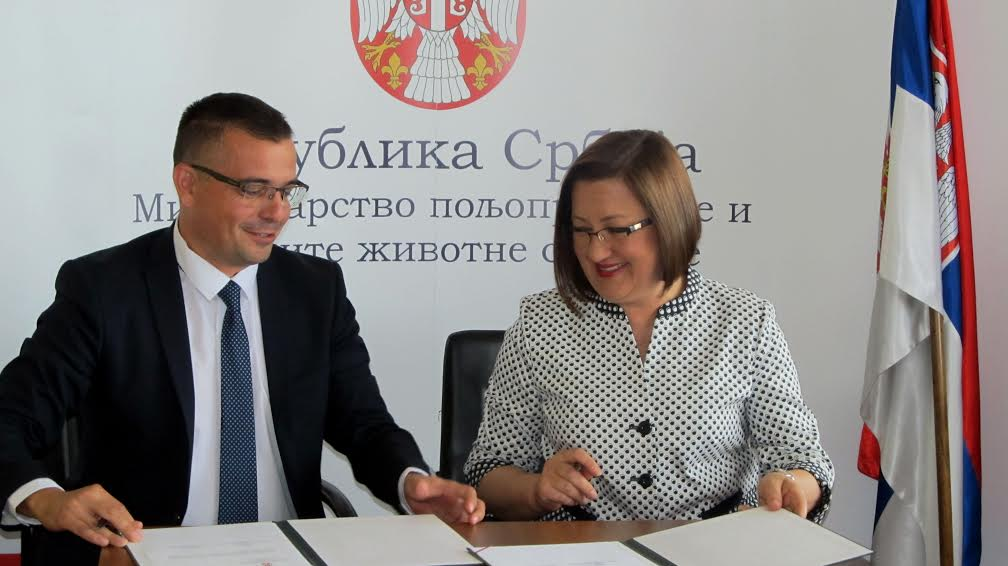Paori Vojvodine pozdravili odlazak ministarke poljoprivrede